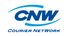 CNW Courier Network logo