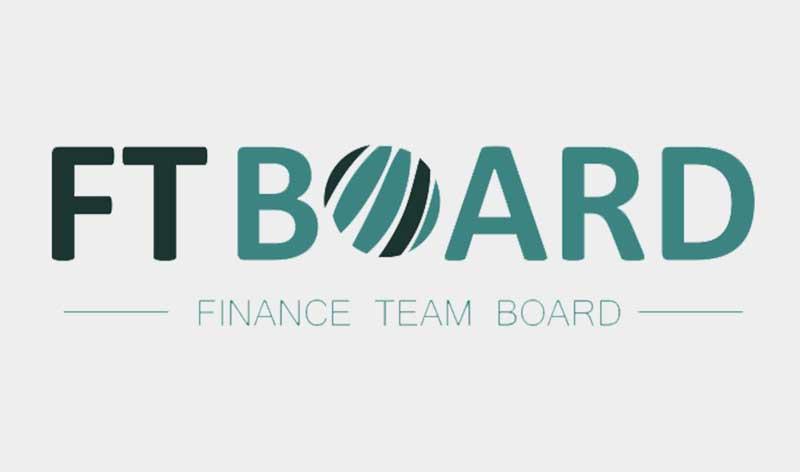 FTBoard Logo - Web App build with AngularJS