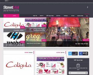 StreetMall - Website Screen 4 - Responsive WordPress Website